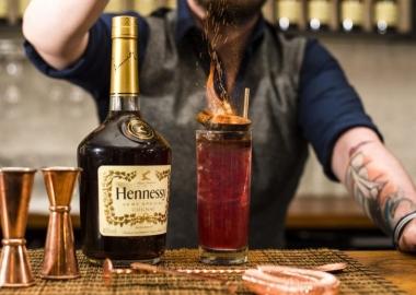 Hennessy-ის ბარმენების კონკურსი
