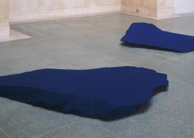 6 ლურჯი ნამუშევარი