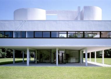 """ლე კორბუზიეს """"ვილა სავოი"""" - შენობა, როგორც მედერნისტული სტილის კაფსულა"""