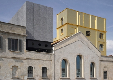 Fondazione Prada - ახალი იდეები ეპოქების გადაკვეთაზე