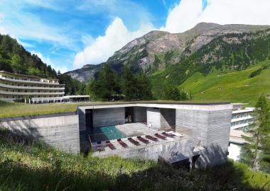 შვეიცარიის 6 საუკეთესო სპა ცენტრი