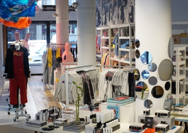ნიუ იორკის 7 საუკეთესო Concept Store-ი