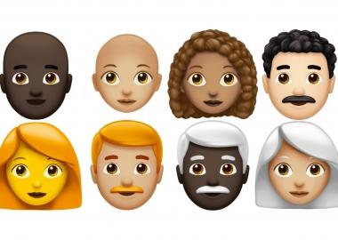 ეფლის  უახლეს   iOS 12.1-ს 70-მდე ახალი  ემოცია ახლავს