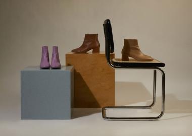 Idée fixe -  ქართული მინიმალისტური დიზაინის ფეხსაცმელი