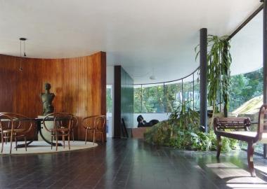 Casa Das Canoas - ბრაზილიელი არქიტექტორის, ოსკარ ნიმეიერის სახლ-მუზეუმი