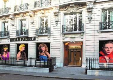 Dessange Paris - ფუფუნება და სილამაზის სრული სპექტრი