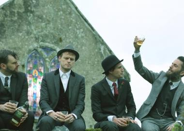 Tullamore D.E.W - წმინდა პატრიკის დღესასწაული