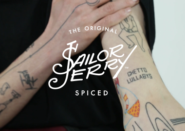 Hammock x Sailor Jerry - Ink'd: *Hikari*