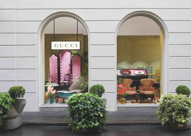 Gucci Decor - ავეჯი და დეკორატიული ნივთები გუჩისგან