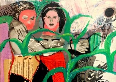 ინტერვიუ მხატვარ რუსუდან ხიზანიშვილთან