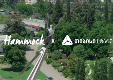 Hammock x თიბისი სტატუსი - თბილისის არტ კვირეული
