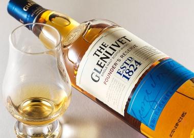 The Glenlivet Founder's Reserve - თანამედროვე, სახალისო გემო