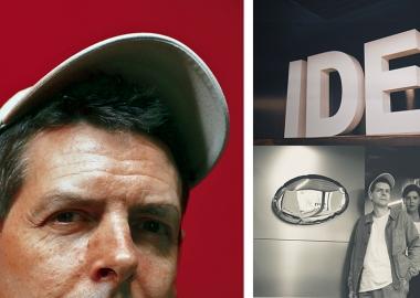 ინტერვიუ IDEA Books-ის დამაარსებელ დევიდ ოუენთან