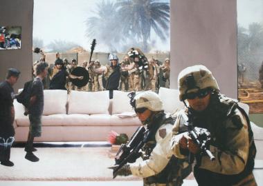 """სანამ ომი შენს სახლშიც შემოვა - მარტა როსლერის """"მშვენიერი სახლი"""""""