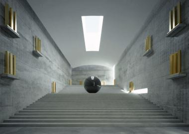"""""""მეხის ველი"""" -  უოლტერ დე მარიას შთამბეჭდავი პროექტი"""