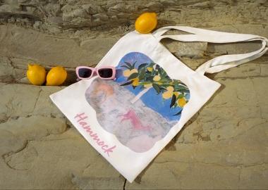 Hammock Shop x Salome Dumbadze -  Tote Bags