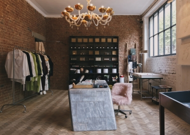 "The Shop - ახალი კონცეპტუალური მაღაზია სასტუმრო ""სტამბაში"""