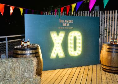 Tullamore D.E.W. XO Rum Cask Finish - ირლანდიური გულისა და კარიბის ზღვის სულისკვეთების ნაზავი