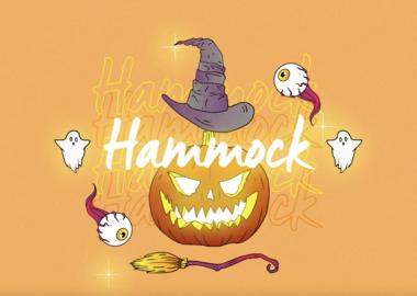 Hammock-ის გიფი Halloween-ისთვის
