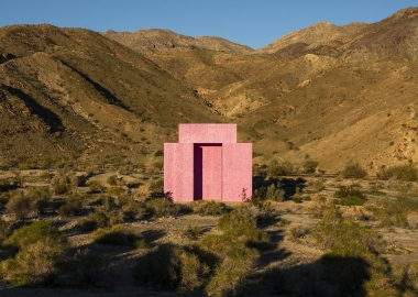 10 ვარდისფერი ნამუშევარი თანამედროვე ხელოვნებაში