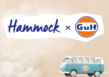 Hammock x Gulf - საქართველოს ჩრდილოეთი
