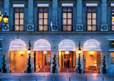 რიცი - პარიზის ყველაზე ცნობილი და ლეგენდარული სასტუმრო