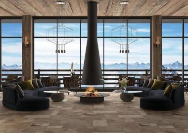 გუდაურში ახალი სასტუმრო Gudauri Lodge იხსნება