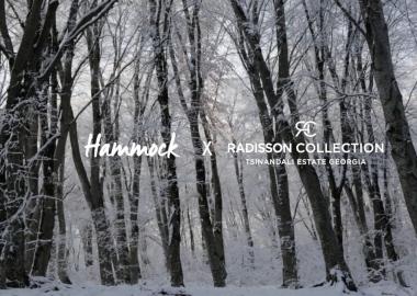 Hammock x რადისონ ქოლექშენ წინანდლის მამული