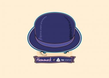Hammock x თიბისი სტატუსი – Vintage box office-ის ახალი სტიკერები