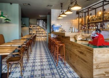ღვინის ბარი ლაგაზა - ქართული რესტორანი ხმელთაშუა ზღვის კულინარიის ინსპირაციით