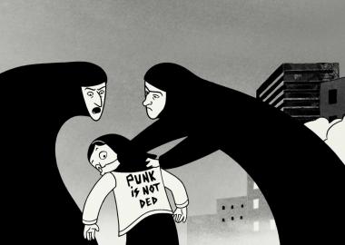 ირანული ხელოვნება ისლამური რევოლუციის შემდგომ