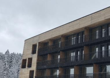 სასტუმრო Rooms Kokhta  - ბაკურიანის ისტორიული გზის გაგრძელება