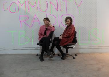 სათემო რადიო თბილისი / Community Radio Tbilisi